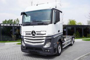 nákladné auto podvozok MERCEDES-BENZ Actros 2543 , E6 , 6X2 , BDF , chassis 7,2m , wheelbase 4,9m , r