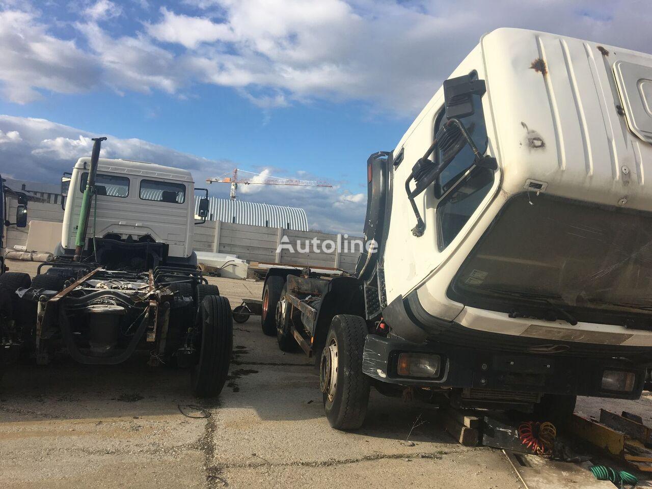 nákladné auto podvozok MERCEDES-BENZ Sk 2524