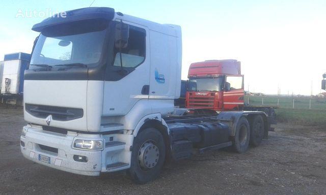 nákladné auto podvozok RENAULT PREMIUM 400