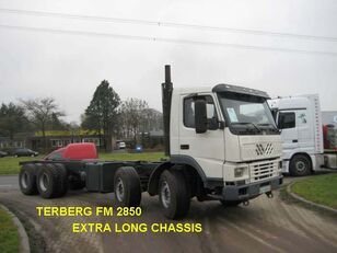 nákladné auto podvozok TERBERG FM2850 - 8x4 - Chassis truck