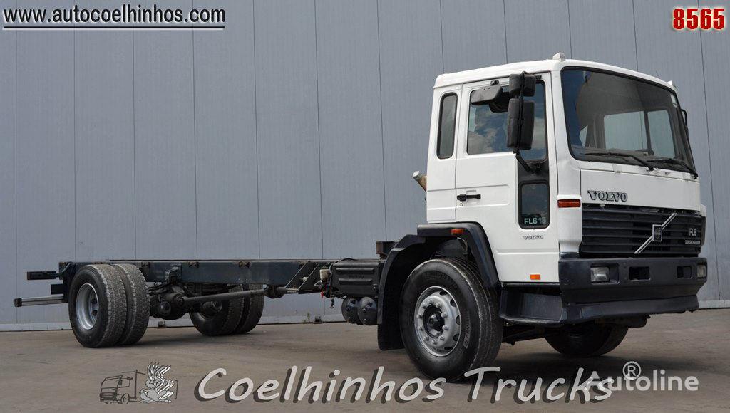 nákladné auto podvozok VOLVO FL6 19