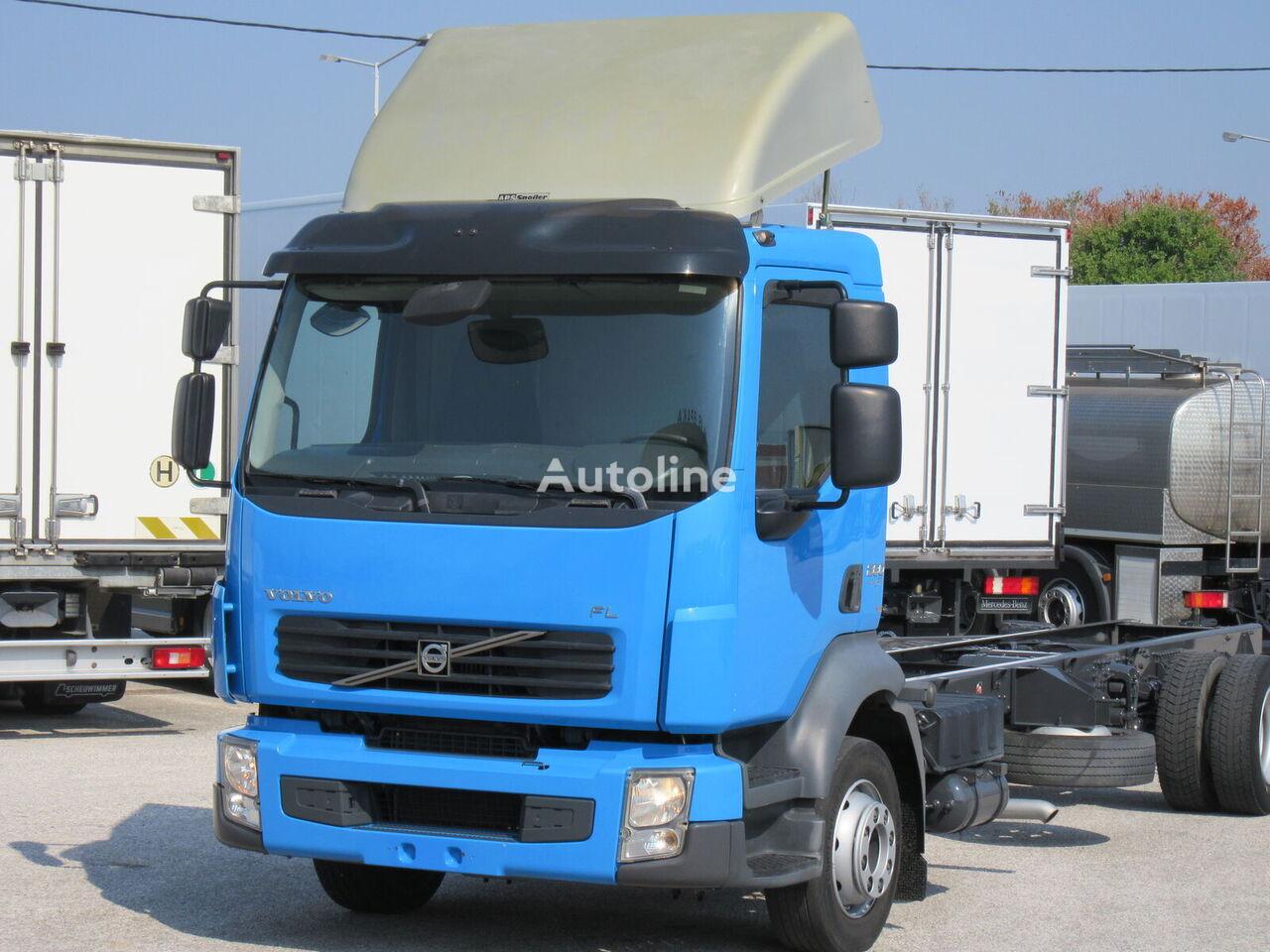 nákladné auto podvozok VOLVO FLL 280