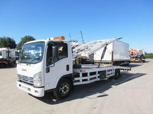 nákladné vozidlo na prepravu automobilov ISUZU N75.190