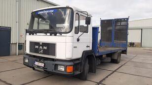 nákladné vozidlo na prepravu automobilov MAN FL 14.192 Euro 1 Engine / Winch 15000 kg