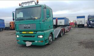 nákladné vozidlo na prepravu automobilov MAN TGA 26.460