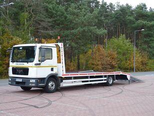 nákladné vozidlo na prepravu automobilov MAN TGL 12.180