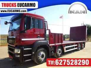 nákladné vozidlo na prepravu automobilov MAN  TGS 35 440