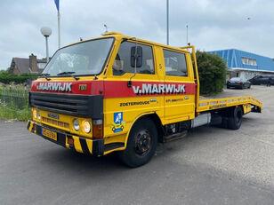 nákladné vozidlo na prepravu automobilov MAZDA T3500 HOLLAND TRUCK MANUAL FULL STEEL SPRING