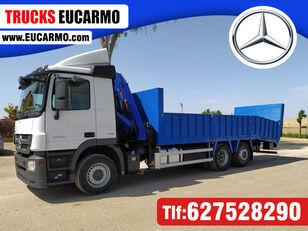 nákladné vozidlo na prepravu automobilov MERCEDES-BENZ ACTROS 25 32