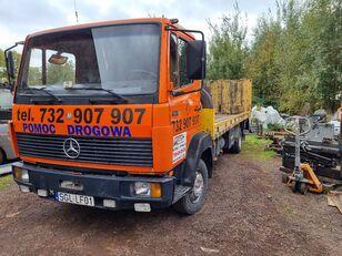 nákladné vozidlo na prepravu automobilov MERCEDES-BENZ LK 814
