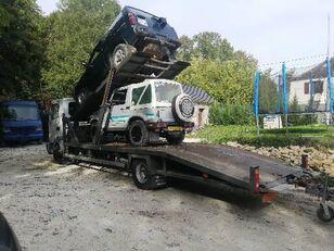 nákladné vozidlo na prepravu automobilov NISSAN Alteon