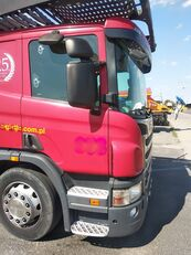nákladné vozidlo na prepravu automobilov SCANIA P360 + príves na prepravu automobilov
