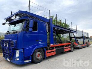 nákladné vozidlo na prepravu automobilov VOLVO FH 460