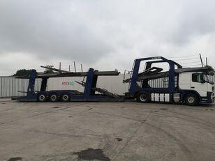 nákladné vozidlo na prepravu automobilov VOLVO FM 13 440