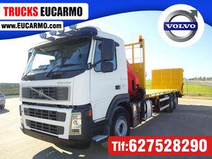 nákladné vozidlo na prepravu automobilov VOLVO FM12 380