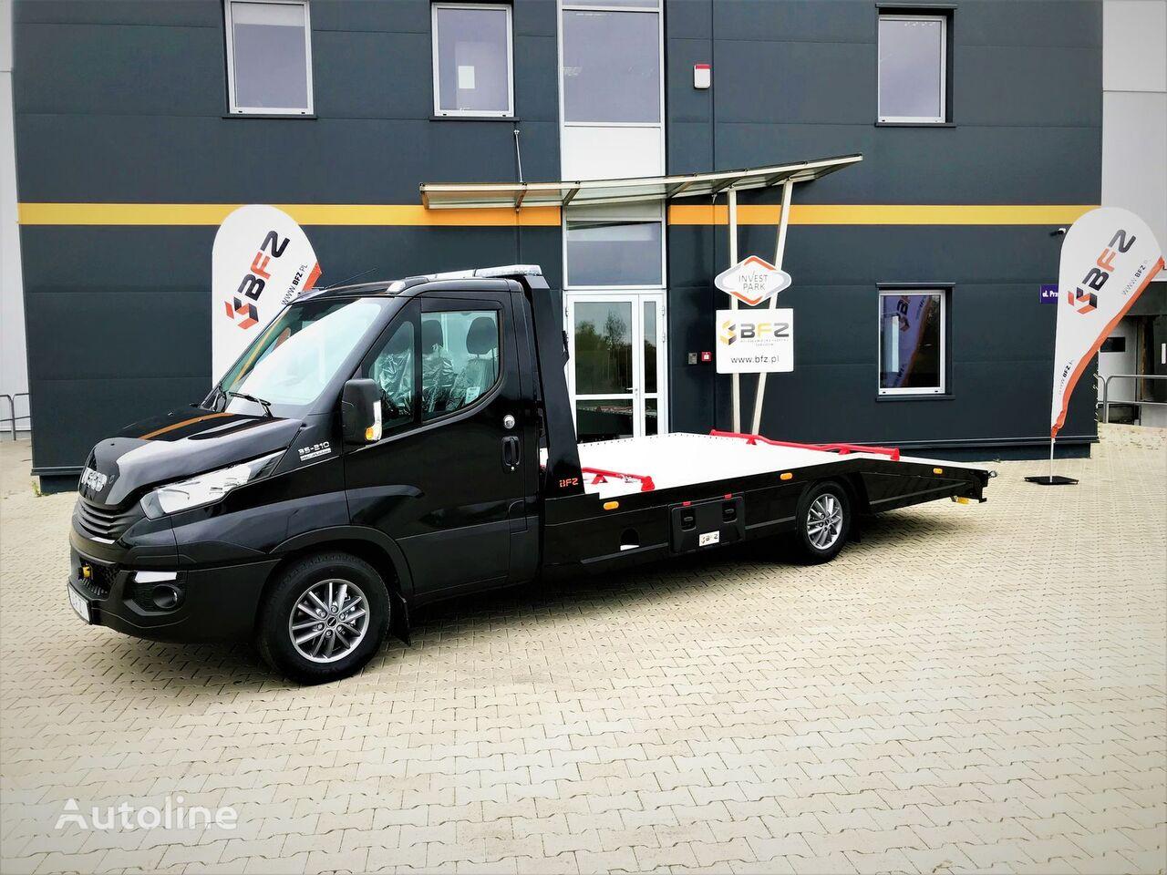 nové nákladné vozidlo na prepravu automobilov IVECO Daily 35S180P  BFZ PLATEAU® LUFTFEDERUNG