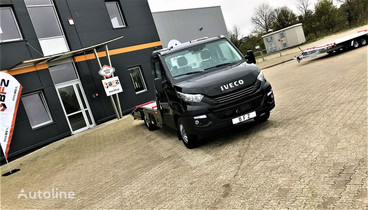 nové nákladné vozidlo na prepravu automobilov IVECO Daily 35S210P BFZ PLATEAU® LUFTFEDERUNG