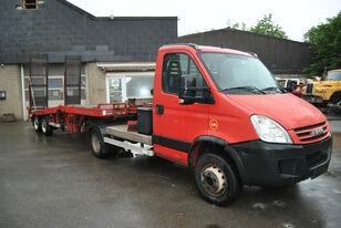 nákladné vozidlo na prepravu automobilov IVECO Daily 65 C 18 BE Szerelvény