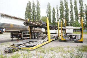 nákladné vozidlo na prepravu automobilov LOHR Body + trailer set , for 8-12 cars