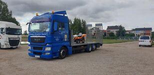 nákladné vozidlo na prepravu automobilov MAN TGX 24.400