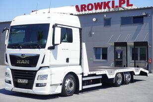 nákladné vozidlo na prepravu automobilov MAN TGX 26.460 XLX , E6 , 6X2 , NEW BODY 7,9m , ramps ,winch , remot