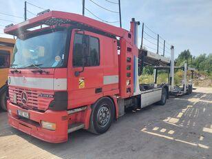 nákladné vozidlo na prepravu automobilov MERCEDES-BENZ ACTROS1840 KASBOHRER
