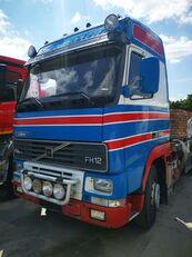 nákladné vozidlo na prepravu automobilov VOLVO FH12 18t rv 930cm car transporter