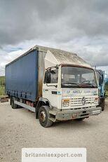 nákladne vozidlo s posuvnou plachtou RENAULT Midliner M140.13 left hand drive 6 cylinder 13 ton full springs