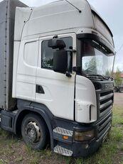 nákladne vozidlo s posuvnou plachtou SCANIA R380 LB 6X2 MLB