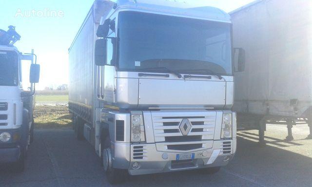 nákladne vozidlo s posuvnou plachtou RENAULT MAGNUM 480