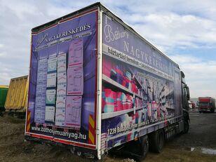 nákladne vozidlo s posuvnou plachtou SCHWARZMÜLLER LBA ROLÓPONYVÁS FELÉPÍTMÉNY