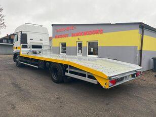 nový odťahové vozidlo DAF najazd stalowy, nowa laweta - producent