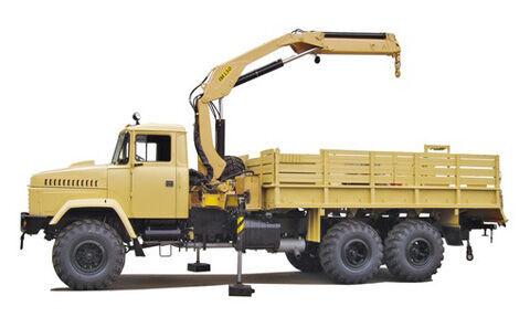 odťahové vozidlo KRAZ 6322-056