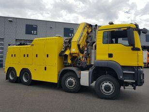 nový odťahové vozidlo MAN TGS