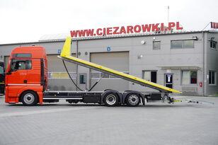 odťahové vozidlo MAN TGX 26.440 XXL , E6 , 6X2 , NEW BODY 7,5m , hydraulic , 2x winch