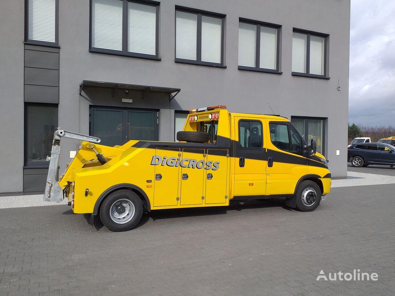 nový odťahové vozidlo IVECO Daily 70C18DP