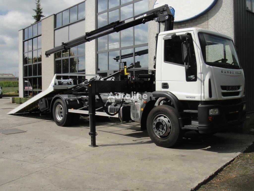 nový odťahové vozidlo IVECO Eurocargo 180E28