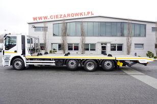 odťahové vozidlo IVECO Stralis 360 , EEV , 8X2 , tridem , load 17t , 8,8m long , retard
