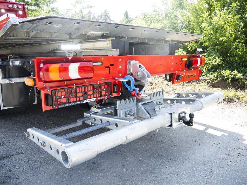 nový odťahové vozidlo MERCEDES-BENZ Atego 1223 LnR