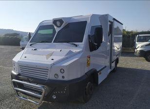 pancierové auto s peniazmi IVECO Daily  70 C17