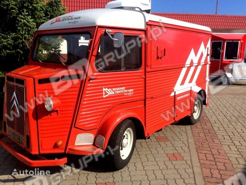 nová pojazdne predajne BMgrupa CITROEN HY, FOOD TRUCK do sprzedaży lodów