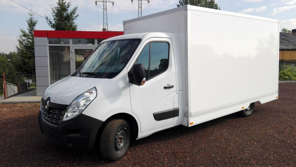 nová pojazdne predajne OPEL Movano