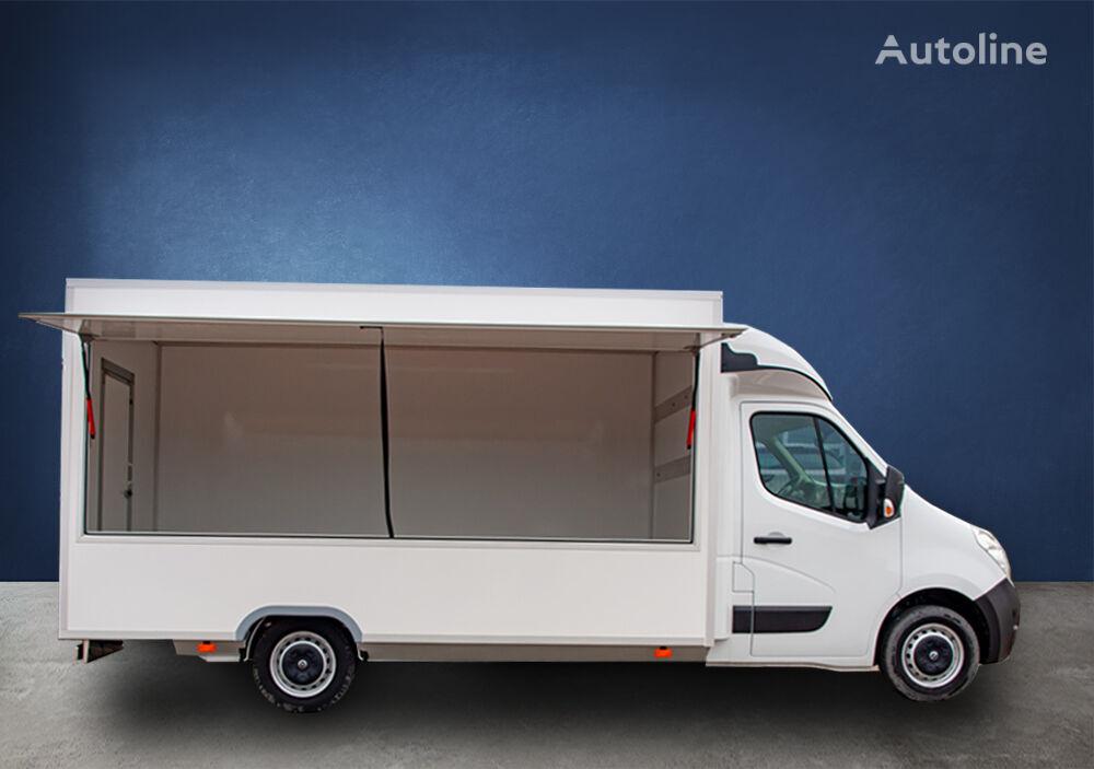 nová pojazdne predajne OPEL Movano Imbiss, Verkaufmobil, Food Truck