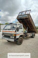 sklápač TOYOTA Dyna 300 14B 3.6 diesel left hand drive 7.5 ton