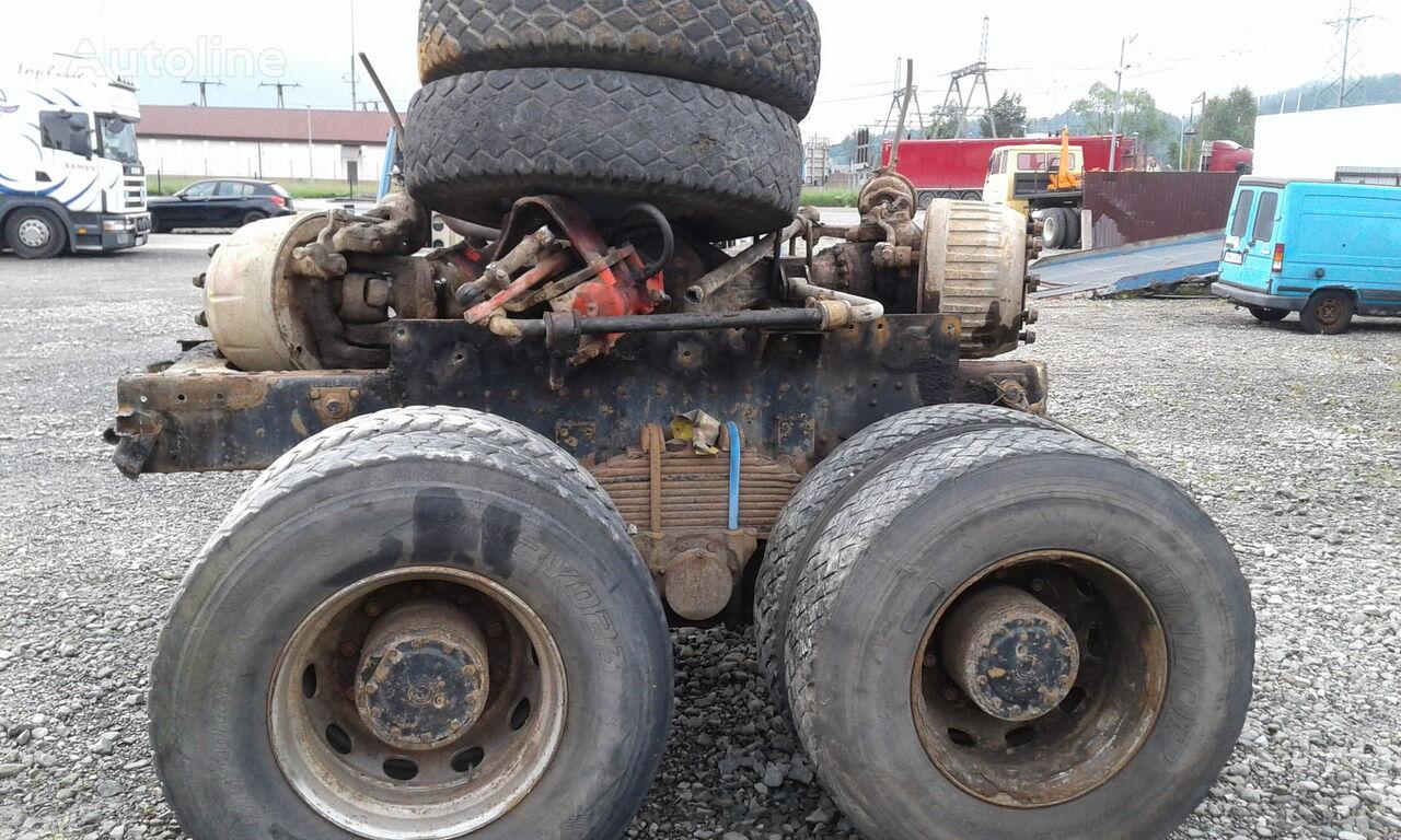 sklápač STEYR 1491 32S32 6x4 6x6 Truck in parts