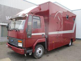 skriňové auto FORD Cargo 0811 , Belgium Horse Truck