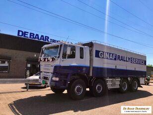skriňové auto GINAF M 4446-S 8x8 assistentie voertuig