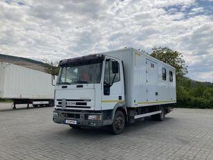 skriňové auto IVECO Eurocargo 100E21 - Mobile truck tire service