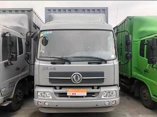 skriňové auto DONGFENG Cargo truck