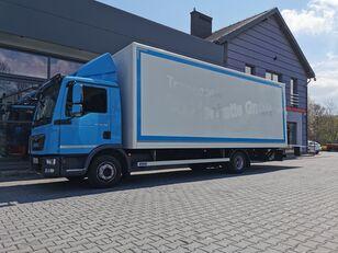 skriňové auto PALFINGER winda MBB C 1500L + zabudowa / kontener